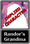 Randor's Unnamed Maternal Grandmother