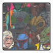 Star Wars: Bounty Hunters by SlyVenom