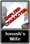 Jonash's Unnamed Wife
